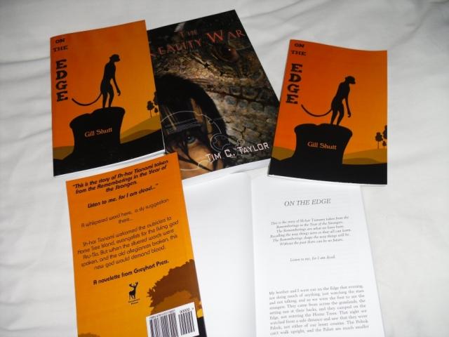 Createspace paperbacks