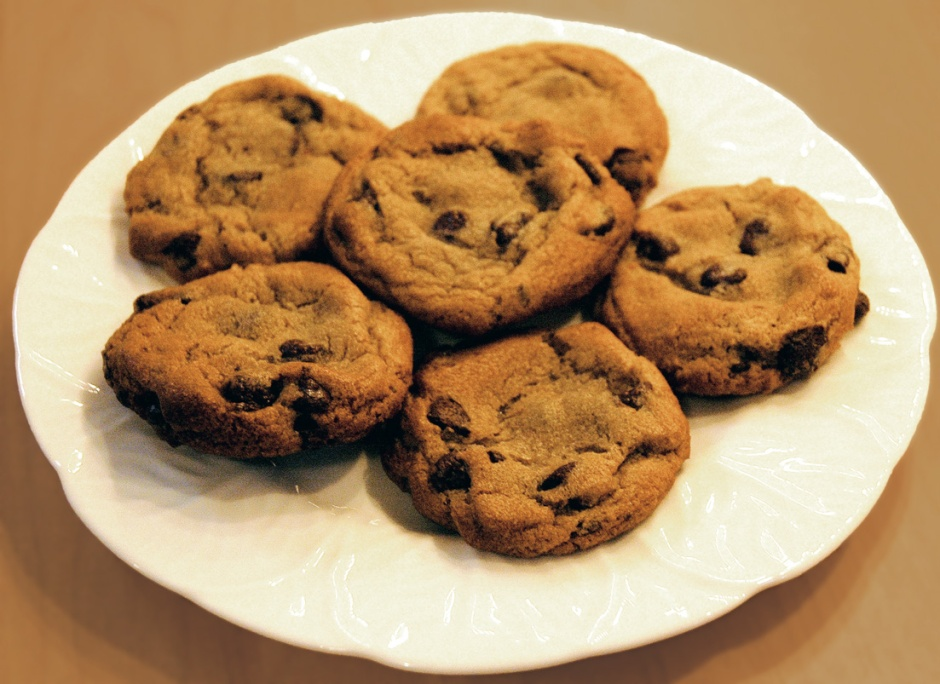 ... but would call these 'cookies'.