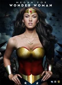 Superhero wonder woman